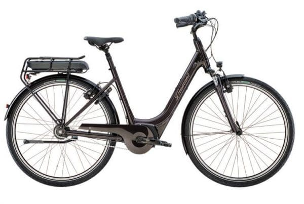 E - Citybike Diamant Achat Deluxe + Freilauf
