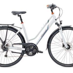 Trekkingbike Diamant Ubari Legere Damen Curve