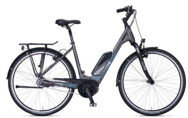 E - Citybike Kreidler Vitality Eco 6 Freilauf