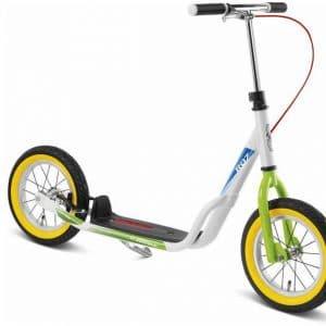 Roller Puky R 07 L Weiß Kiwi