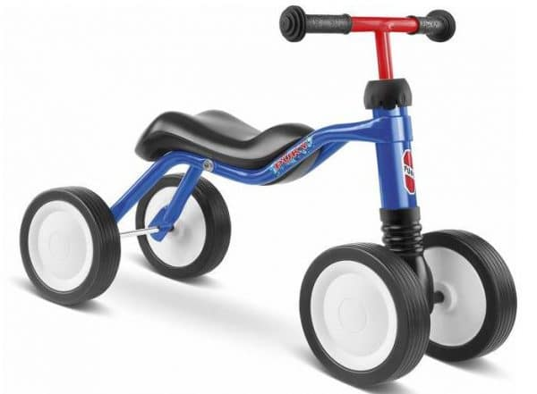 Laufrad/Roller Puky Wutsch Blau