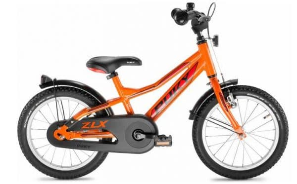 Kinderfahrrad Puky ZLX 16 Racing Orange