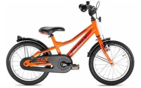 Kinderfahrrad Puky ZLX 18 Racing Orange