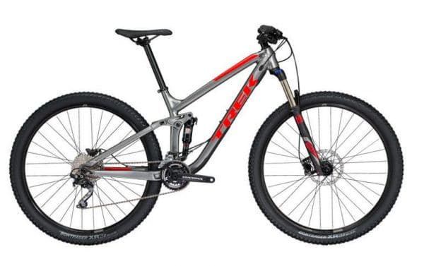 MTB-Fully Trek Fuel EX 5 29er