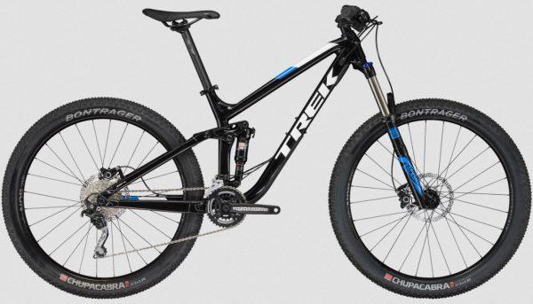 MTB-Fully Trek Fuel EX 5 Plus 27.5