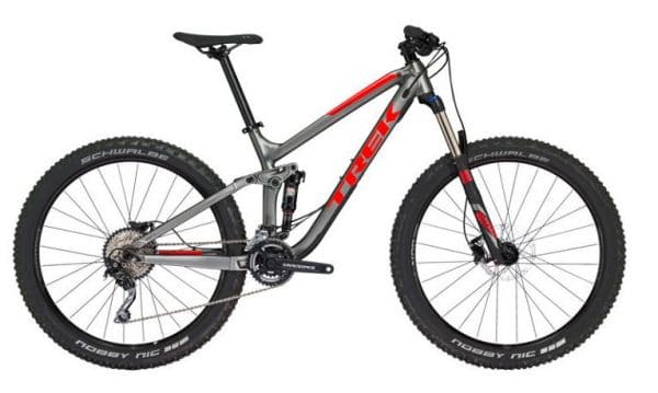 MTB-Fully Trek Fuel EX 5 Plus