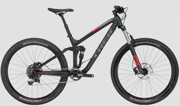 MTB-Fully Trek Fuel EX 8 Plus 27.5
