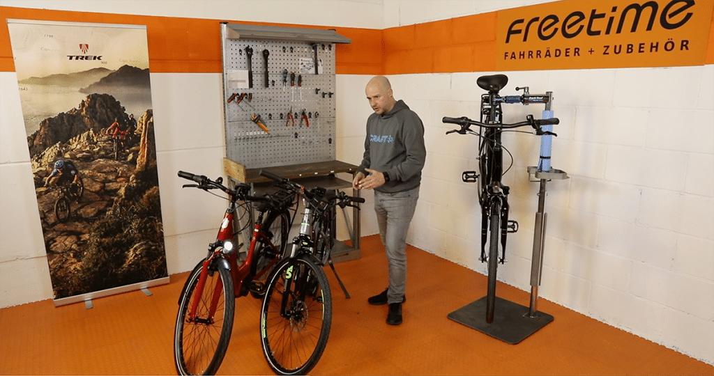Sicherheit in der dunklen Jahreszeit-Fahrradlicht